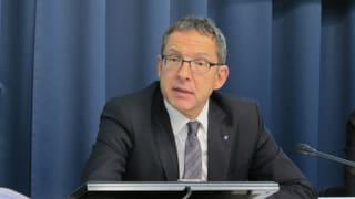 Urs Hofmann: «Ich scheue keine demokratische Debatte»