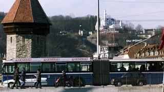 Mehr Passagiere in Luzerner Zügen und Bussen gezählt