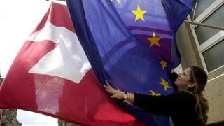 Schweiz-EU: Verhandlungen schon im Herbst?