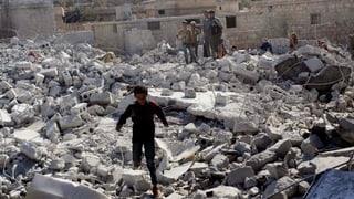 Streit zwischen USA und Russland wegen Luftangriffen