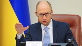 Hilferuf aus Kiew – Jazenjuk sucht den Nato-Beitritt