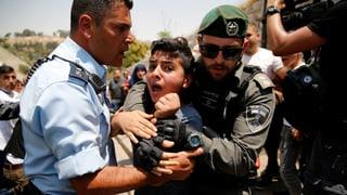 Palästinenserpräsident Mahmud Abbas hat nach den Ereignissen am Tempelberg zu einem «Tag des Zorns» aufgerufen. Droht eine Eskalation?
