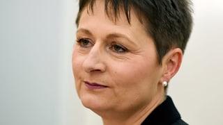 Standpauke für Aargauer Regierungsrätin Franziska Roth