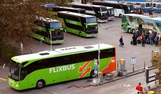 Bundesrat für vorsichtige Liberalisierung im Busverkehr