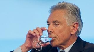 Nestlé: Brabeck kündigt Rücktritt an