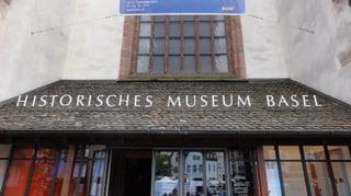 Debakel beim Historischen Museum lässt Basler Politiker ratlos