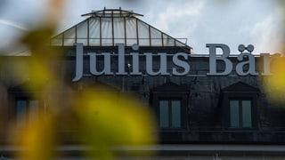 Julius Bär verdoppelt Gewinn und baut 200 Stellen ab