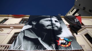 Ein Gewitter zu Fidels Geburtstag