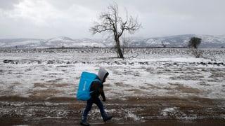 Entwurzelt: Jeder zweite Flüchtling ist minderjährig