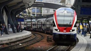Die Zürcher S-Bahn wird fast zur U-Bahn