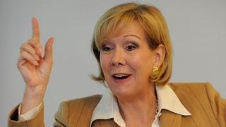 Panalpina-Chefin Monika Ribar begründet Rücktritt