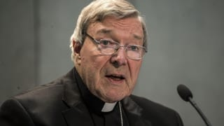 Pell sei «ein als gefühlskalt beschriebener Geistlicher», sagt SRF-Australienkorrespondent Urs Wälterlin.