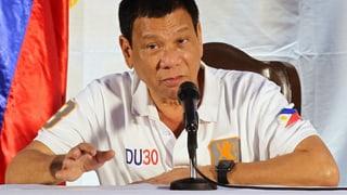 Philippinen drohen mit UNO-Austritt