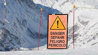 Mat da 15 onns mora en territori da skis