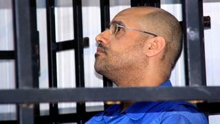 Gaddafi-Sohn in Libyen zum Tode verurteilt – und jetzt?
