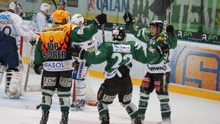 EHC Olten startet mit Kantersieg in Playoffs