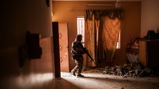 Eine Reporterin berichtet über Alltag der Zivilisten: «Es ist die Hölle»
