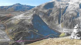 Punt per meglierar access a la chamona dal Terri