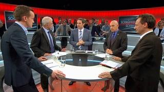 «Arena»: Wird die Schweiz zum Schnüffelstaat?