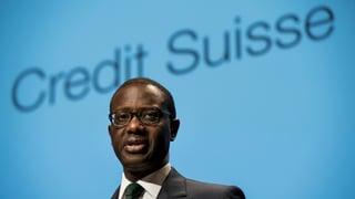 Credit Suisse: Thiam ha gudagnà bunamain 12 milliuns francs