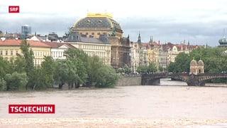 Hochwasser: Teile Europas im Alarmzustand