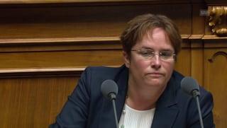Martullo-Blocher will nicht «Frau Blocher» heissen