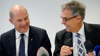 Neuer Schub für Partnerschaft - Basel zahlt 20 Mio. an Baselland