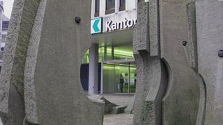 Infina-Geschädigte demonstrieren gegen St. Galler Kantonalbank