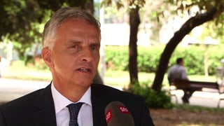 Didier Burkhalter provoziert Türkei gezielt