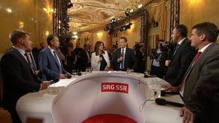 Brunner erklärt Wahlerfolg mit «Völkerwanderung»