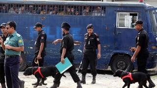 Bangladesch: 152 Soldaten zum Tode verurteilt