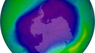 Ozonloch ade? Jüngste Messungen machen optimistisch