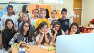 3 Sprachen, 3 Schulklassen, 1 Ziel (Artikel enthält Video)