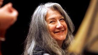 Martha Argerich: La Martha, die Unfassbare
