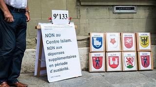 Die Initiative diskriminiere den Islam. Deshalb erklärte das Bundesgericht das Volksbegehren der SVP im vergangenen Dezember für ungültig.