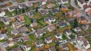 «Ich sehe keine gute Zukunft für das Einfamilienhaus»