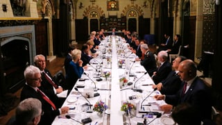 Nato steht im Kampf gegen IS vorerst im Abseits