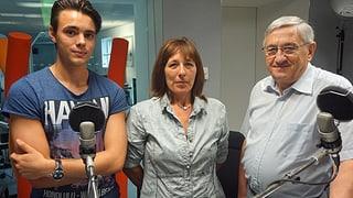«Jetzt reden wir»: 3 Wähler aus 3 Generationen
