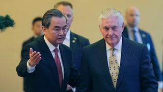 Mit vereinten Kräften gegen Nordkorea?
