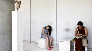 Museen in Griechenland: «Die Krise wird uns zum Verhängnis»