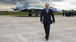 Russland rüstet auf