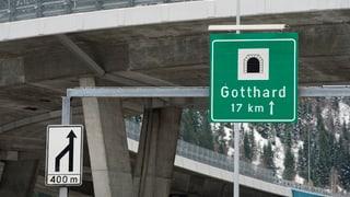 2. Tunnel dal Gottard - pro e contra