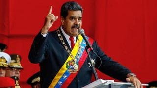 «Es ist eins vor zwölf in Caracas»