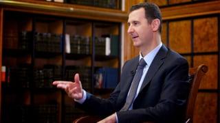 USA sind von Syrien «angenehm überrascht»