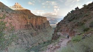 Per Computer durch den Grand Canyon