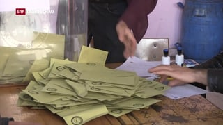 Wahlkommission erklärt Abstimmung für gültig