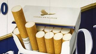Bund plant totales Werbeverbot für Zigaretten