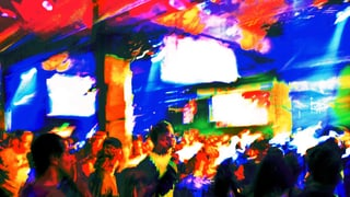 Multimediales Miteinander am Festival Electron