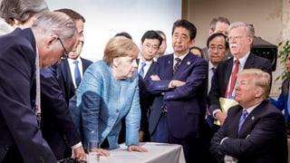 US-Präsident Donald Trump zieht Zustimmung zurück