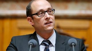 Martin Candinas sagt Nein zum CVP-Parteipräsidium